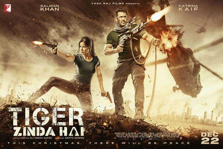 Tiger Zinda Hai Movie Ticket Booking Offers, Release Date, Cast, Trailer, Songs, Review