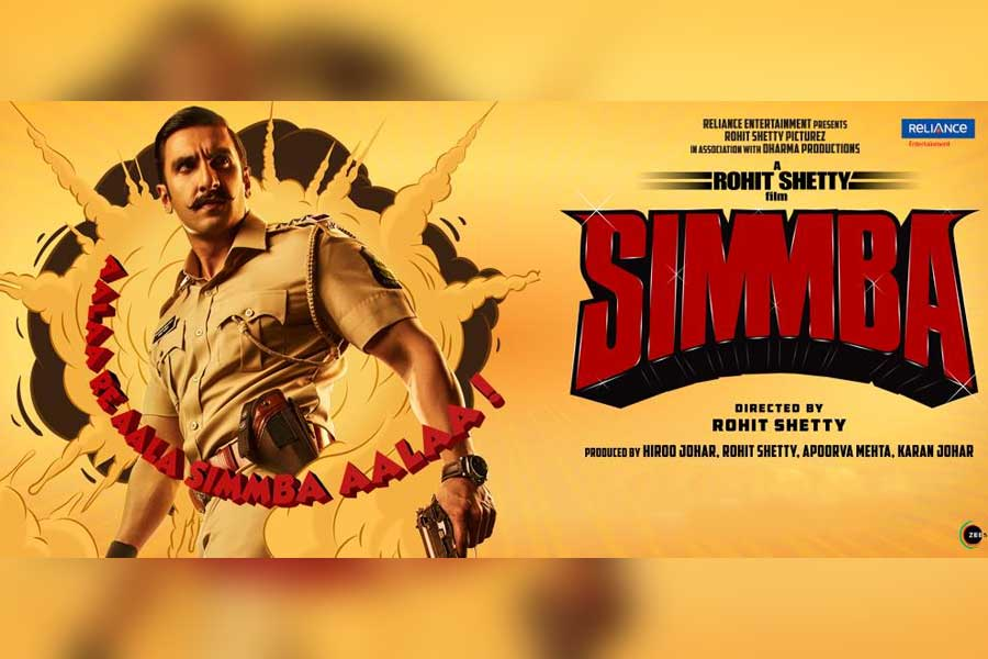 Simmba Movie Ticket Offers, Online Booking, Ticket Price, Reviews and Ratings