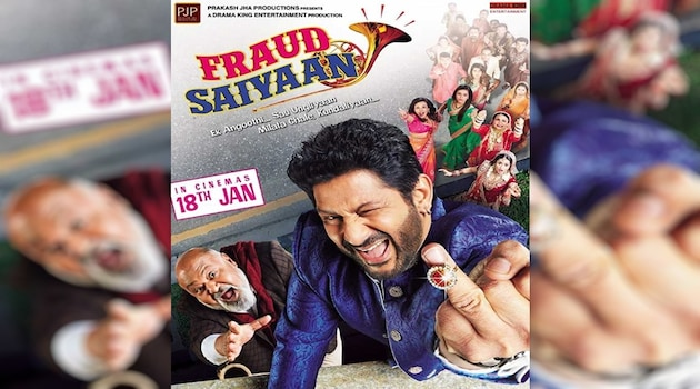 Fraud Saiyaan Movie Ticket Offers, Online Booking, Ticket Price, Reviews and Ratings