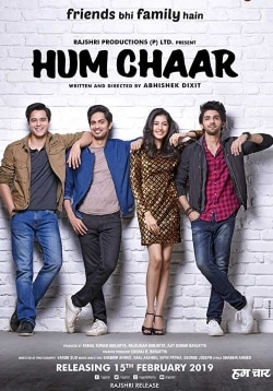 Hum Chaar Movie Release Date, Cast, Trailer, Songs, Review