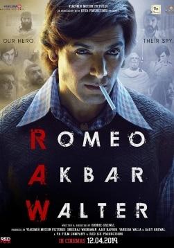 Romeo Akbar Walter Movie Release Date, Cast, Trailer, Songs, Review