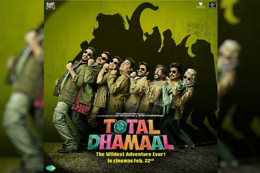 Total Dhamaal Movie Ticket Offers, Online Booking, Ticket Price, Reviews and Ratings