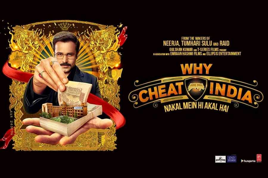 Why Cheat India Movie Ticket Offers, Online Booking, Ticket Price, Reviews and Ratings