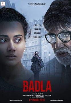 Badla Movie Release Date, Cast, Trailer, Songs, Review