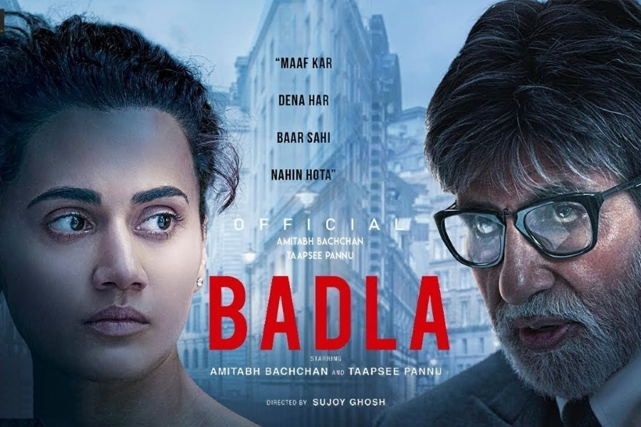Badla Movie Ticket Offers, Online Booking, Ticket Price, Reviews and Ratings