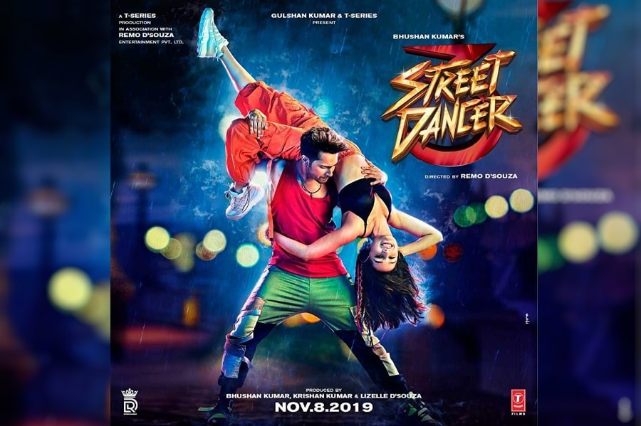 Street Dancer 3D Movie Ticket Offers, Online Booking, Ticket Price, Reviews and Ratings