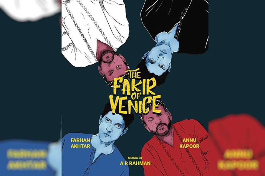 The Fakir of Venice Movie Ticket Offers, Online Booking, Ticket Price, Reviews and Ratings