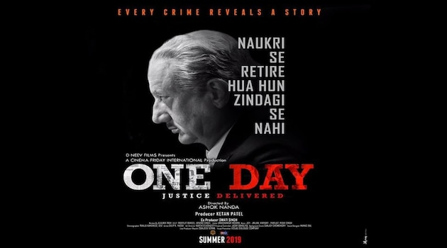 One Day: Justice Delivered Movie Ticket Offers, Online Booking, Ticket Price, Reviews and Ratings
