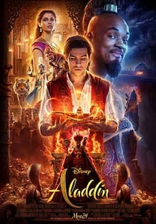 Aladdin Movie Official Trailer, Release Date, Cast, Review