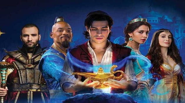 Aladdin Movie Ticket Offers, Online Booking, Ticket Price, Reviews and Ratings