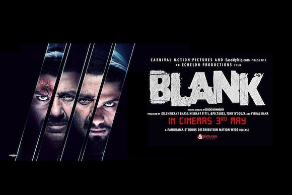 Blank Movie Ticket Offers, Online Booking, Ticket Price, Reviews and Ratings