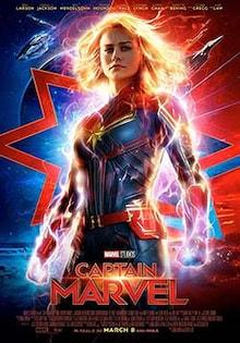 Captain Marvel Movie Official Trailer, Release Date, Cast, Review