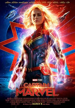 Captain Marvel Movie Official Trailer, Release Date, Cast, Review
