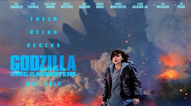 Godzilla: King of the Monsters Movie Ticket Offers, Online Booking, Ticket Price, Reviews and Ratings