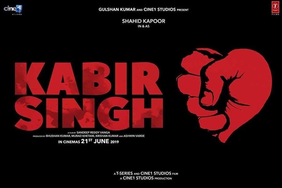 Kabir Singh Movie Ticket Offers, Online Booking, Ticket Price, Reviews and Ratings