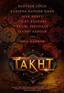 Takht teaser, Release Date, Cast, Trailer, Songs, Review
