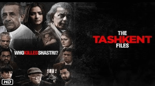 The Tashkent Files Movie Ticket Offers, Online Booking, Ticket Price, Reviews and Ratings