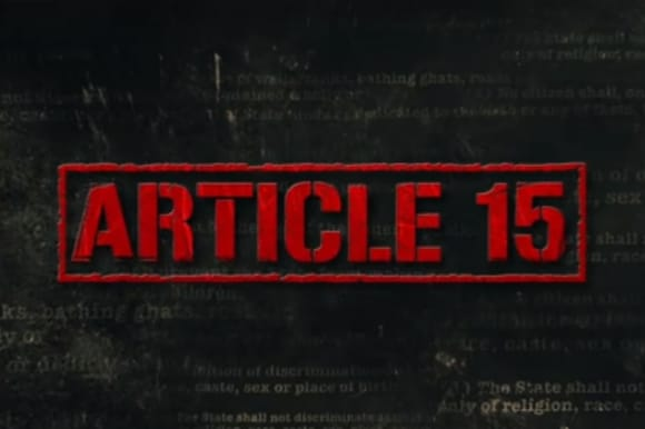 Article 15 Movie Ticket Offers, Online Booking, Ticket Price, Reviews and Ratings