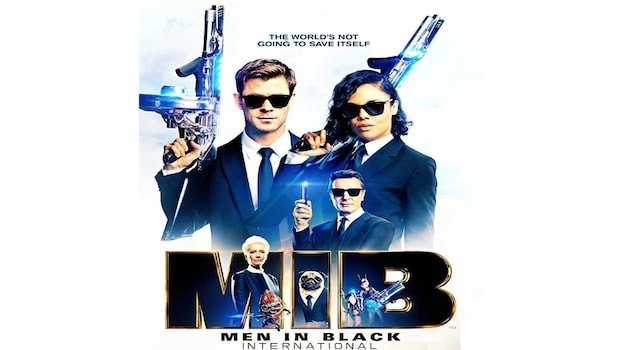 Men in Black: International Movie Ticket Offers, Online Booking, Ticket Price, Reviews and Ratings