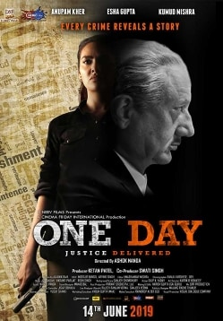 One Day: Justice Delivered Movie Release Date, Cast, Trailer, Songs, Review