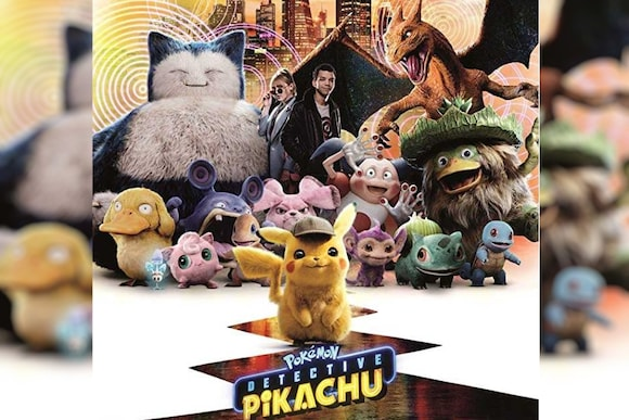 Pokémon: Detective Pikachu Movie Ticket Offers, Online Booking, Ticket Price, Reviews and Ratings