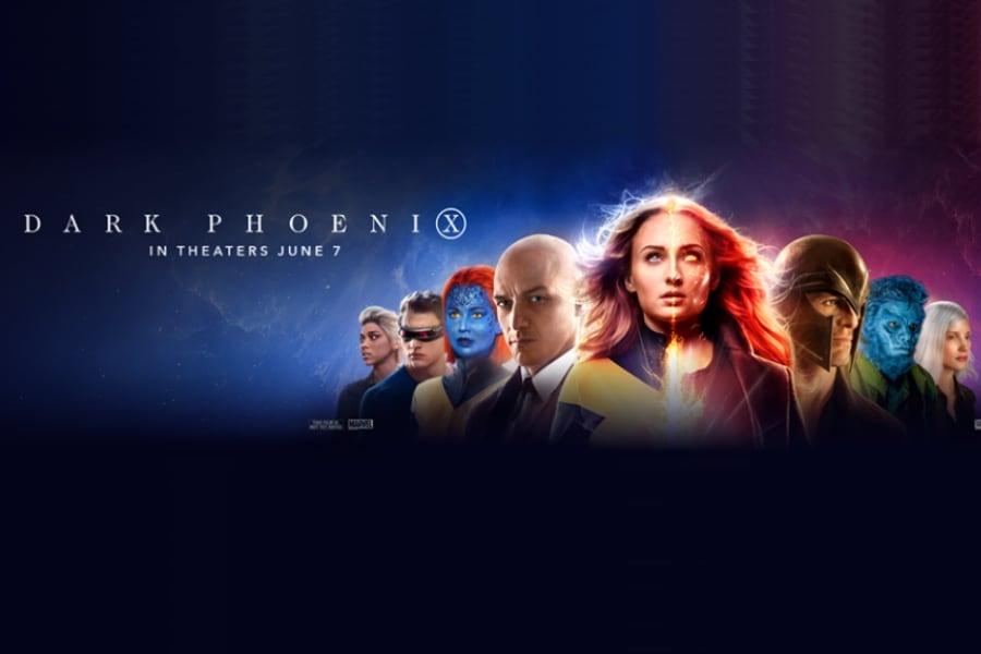 X-Men: Dark Phoenix Movie Ticket Offers, Online Booking, Ticket Price, Reviews and Ratings