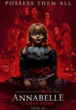 Annabelle Comes Homel Movie Official Trailer, Release Date, Cast, Review