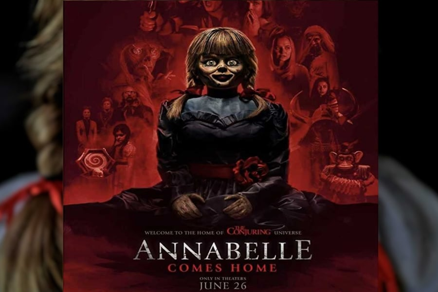 Annabelle Comes Home Movie Ticket Offers, Online Booking, Ticket Price, Reviews and Ratings