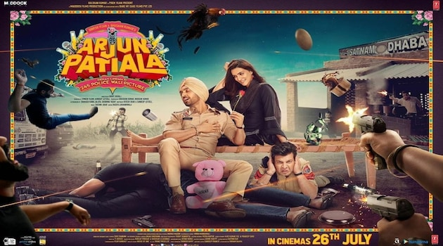 Arjun Patiala Movie Ticket Offers, Online Booking, Ticket Price, Reviews and Ratings