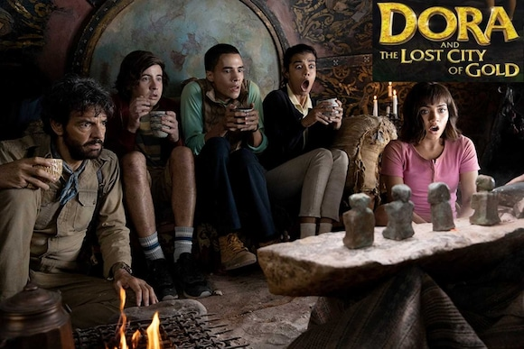 Dora and the Lost City of Gold Movie Ticket Offers, Online Booking, Ticket Price, Reviews and Ratings