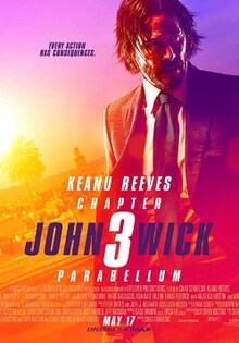 John Wick 3: Parabellum Movie Official Trailer, Release Date, Cast, Review