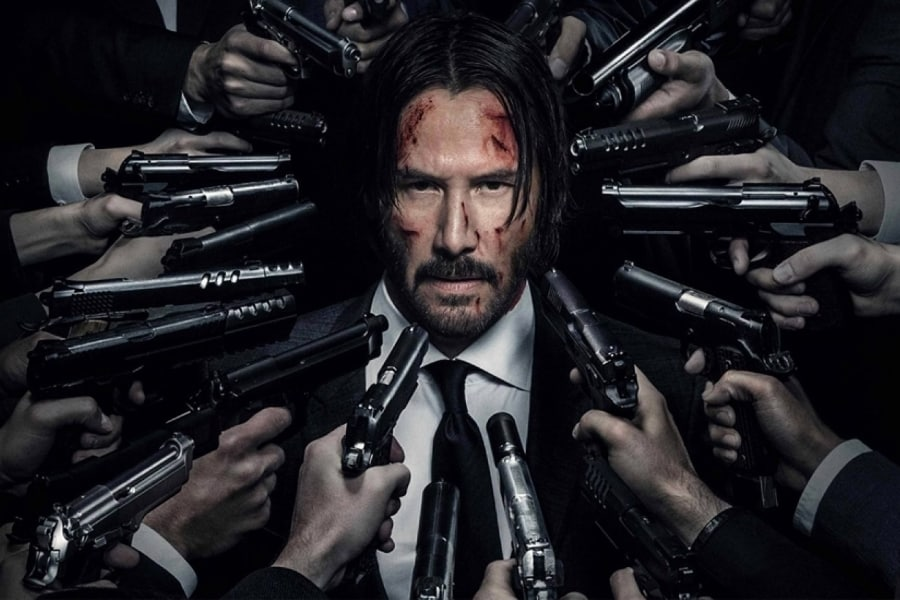 John Wick: Chapter 3 - Parabellum Movie Ticket Offers, Online Booking, Ticket Price, Reviews and Ratings