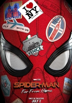 Spider-Man: Far from Home Movie Official Trailer, Release Date, Cast, Review
