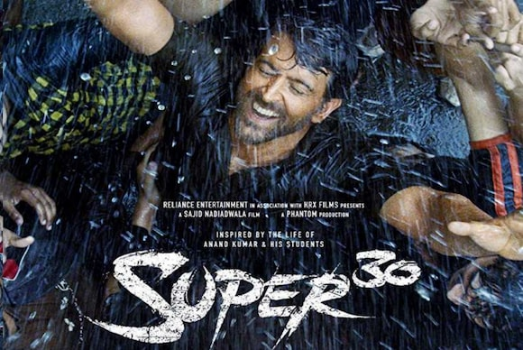Super 30 Movie Ticket Offers, Online Booking, Ticket Price, Reviews and Ratings