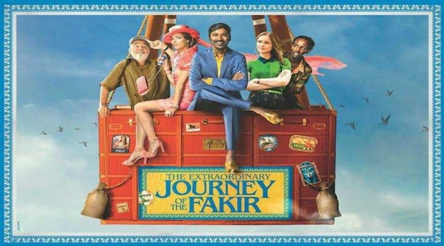 The Extraordinary Journey of the Fakir Movie Ticket Offers, Online Booking, Ticket Price, Reviews and Ratings