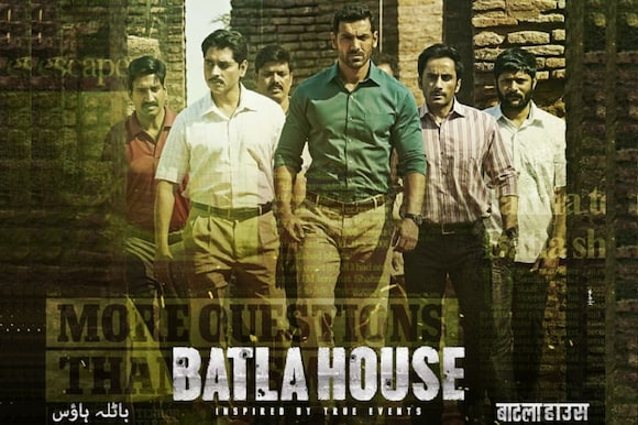 Batla House Movie Ticket Offers, Online Booking, Ticket Price, Reviews and Ratings