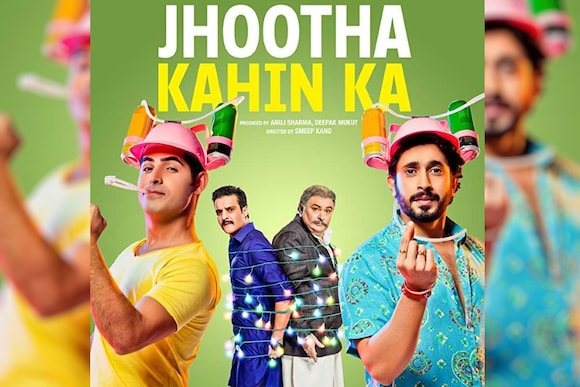 Jhootha Kahin Ka Movie Ticket Offers, Online Booking, Ticket Price, Reviews and Ratings