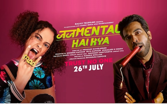 Judgemental Hai Kya Movie Ticket Offers, Online Booking, Ticket Price, Reviews and Ratings