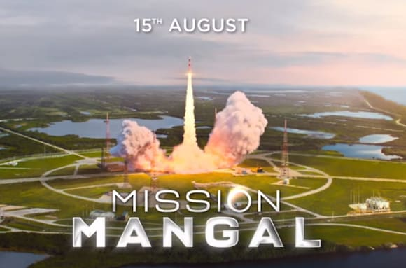 Mission Mangal Movie Ticket Offers, Online Booking, Ticket Price, Reviews and Ratings