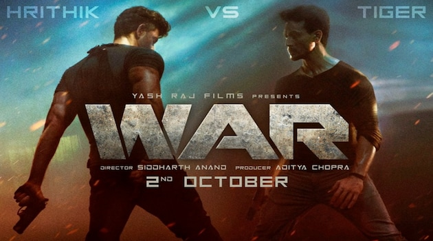 War Movie Ticket Offers, Online Booking, Ticket Price, Reviews and Ratings
