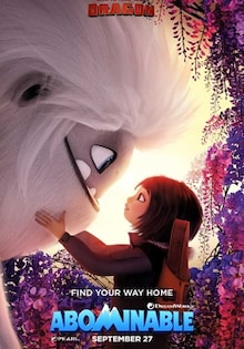 Abominable Movie Official Trailer, Release Date, Cast, Review