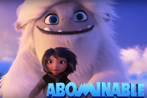 Abominable Movie Ticket Offers, Online Booking, Ticket Price, Reviews and Ratings