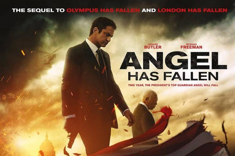Angel Has Fallen Movie Ticket Offers Booking Price Book Movie
