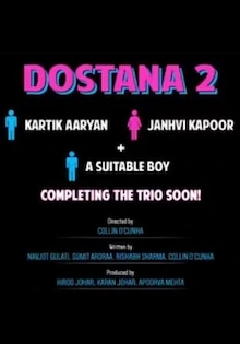 Dostana 2 Movie Official Trailer, Release Date, Cast, Songs, Review