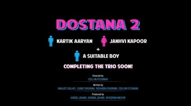 Dostana 2 Movie Ticket Offers, Online Booking, Ticket Price, Reviews and Ratings