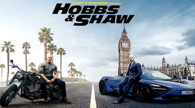 Fast and Furious: Hobbs & Shaw Movie Ticket Offers, Online Booking, Ticket Price, Reviews and Ratings