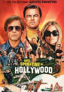 Once Upon a Time in Hollywood Movie Official Trailer, Release Date, Cast, Review
