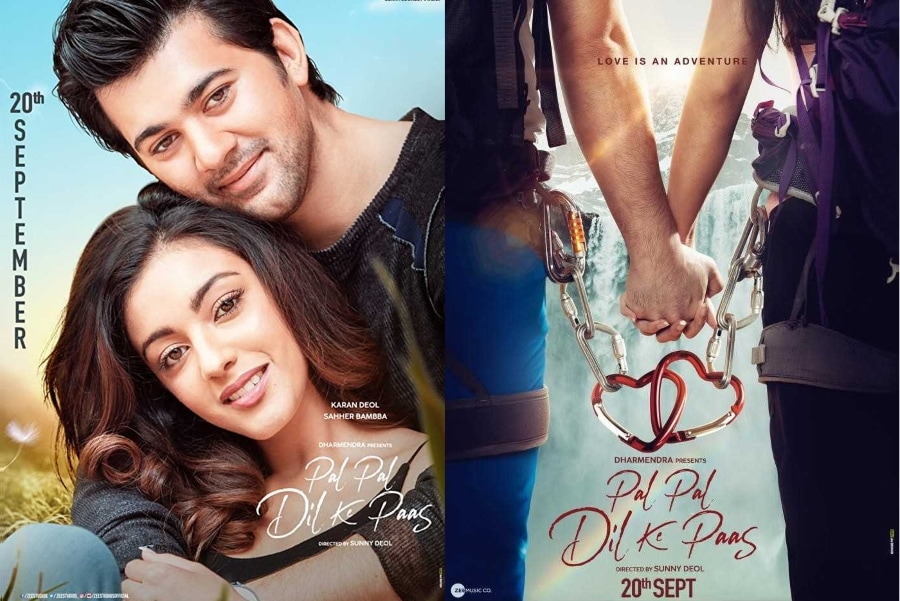 Pal Pal Dil Ke Paas Movie Ticket Offers, Online Booking, Ticket Price, Reviews and Ratings