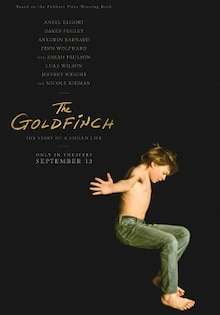 The Goldfinch Movie Official Trailer, Release Date, Cast, Review