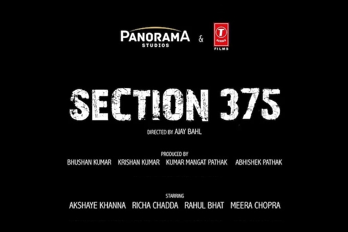 Section 375 Movie Ticket Offers, Online Booking, Ticket Price, Reviews and Ratings